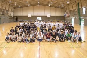 バスケ部2015