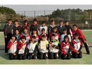 テニス女子2016