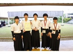 弓道男子2016