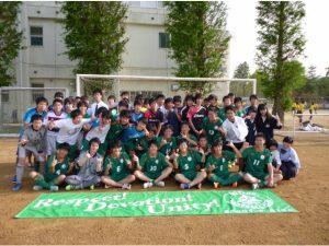 高校サッカー部2016